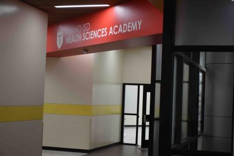 New Health Sciences Academy Photo Tour