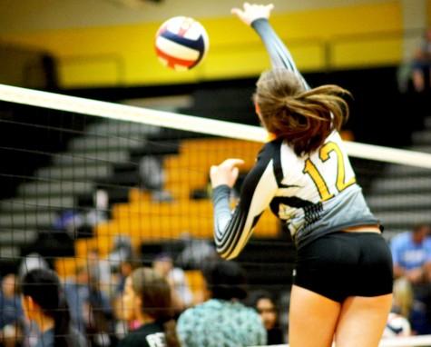 Volleyball team set to finish killer season