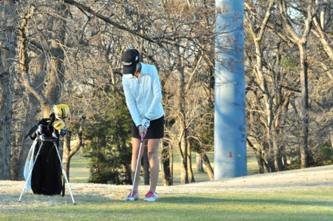 No time like tee time: get to know the girl's golf team