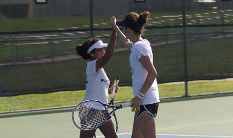 Tennis Kicks Off Season