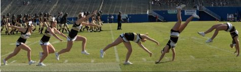 Tumbling Towards College