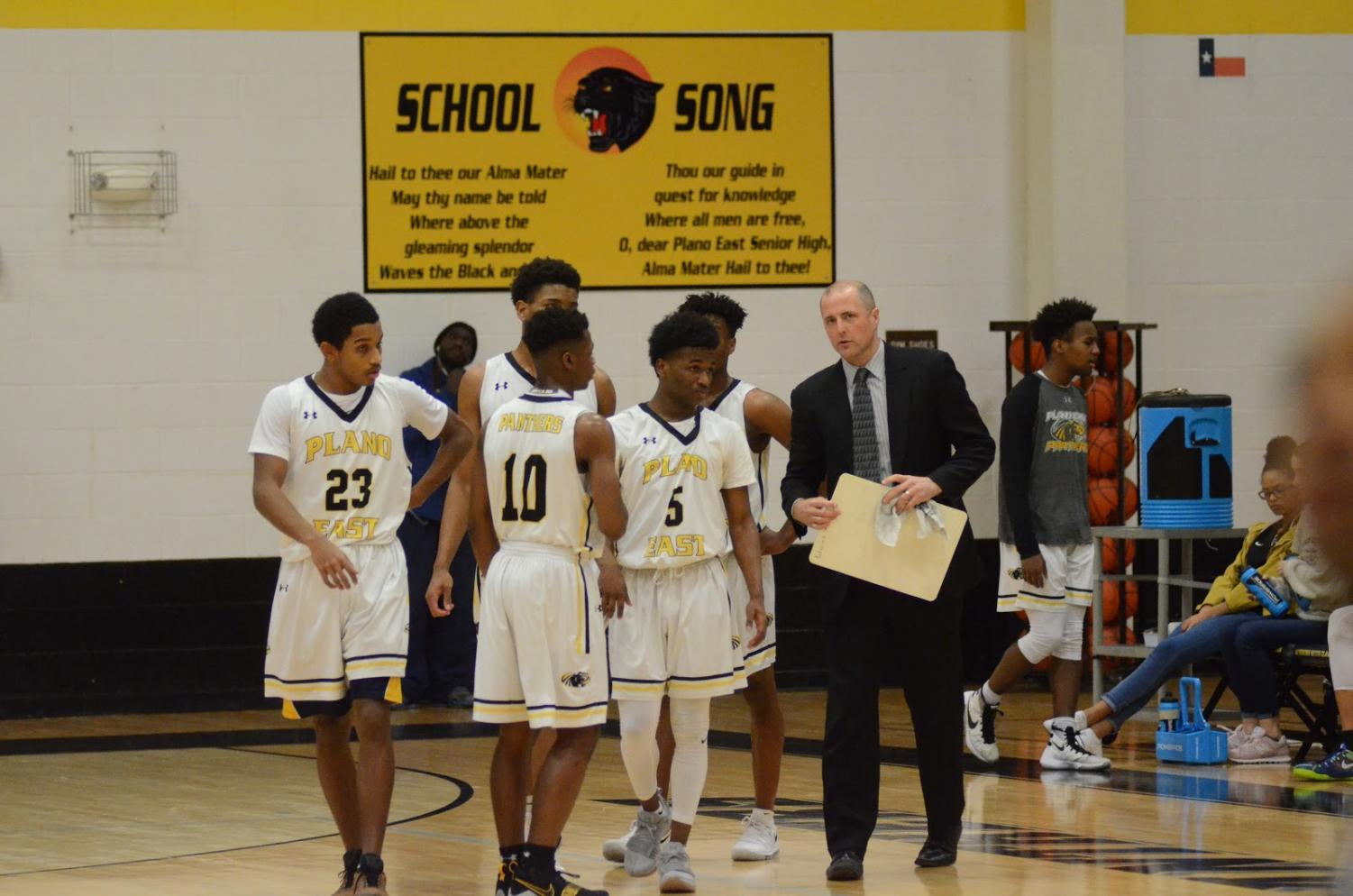 """I think everything's contagious, so if you work hard, and you preach hard work, then the students or players notice that and it rubs off on them, and that's what you hope as a coach,"" Popplewell said."