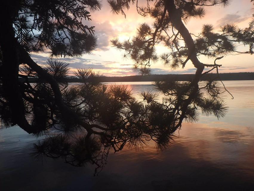 My Time in the Minnesota Boundary Waters