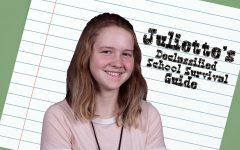 Juliette's Declassified School Survival Guide: December
