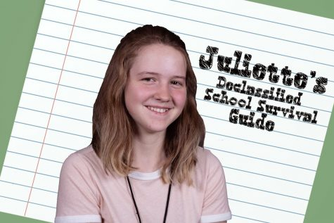 Juliette's Declassified School Survival Guide: March