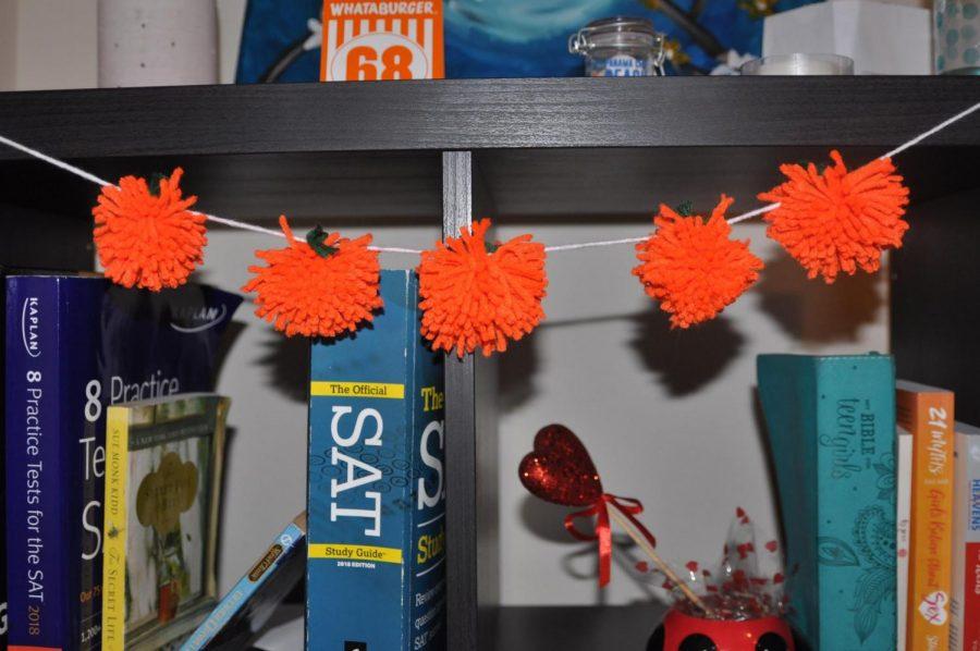 DIY Yarn Pumpkin Tutorial