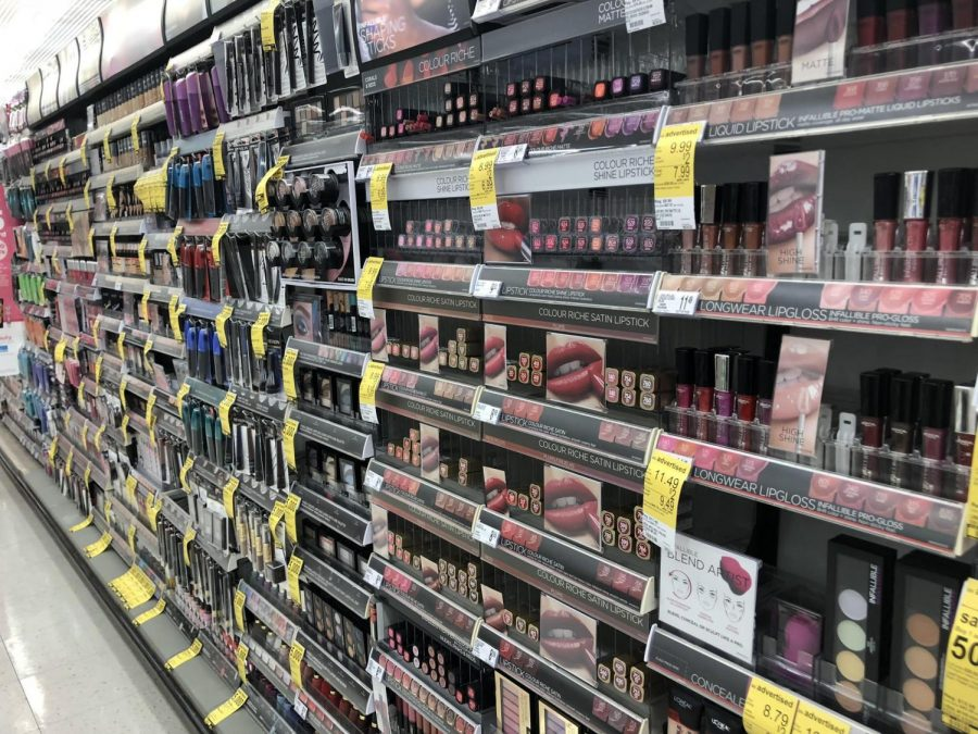 Controversy Behind Cosmetics