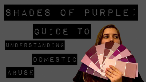 Shades of purple: Guide to understanding domestic abuse