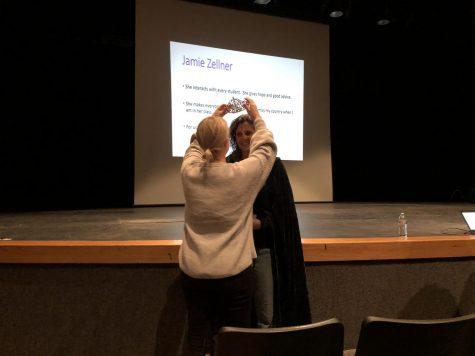 ESL teacher crowned Teacher of the Year