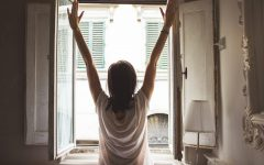 How to establish healthy routines during self-isolation