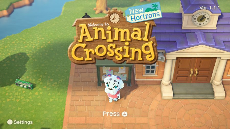 "Much-needed island getaway: ""Animal Crossing: New Horizons"" review"